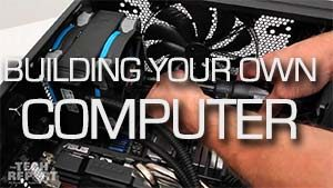 building your own comp